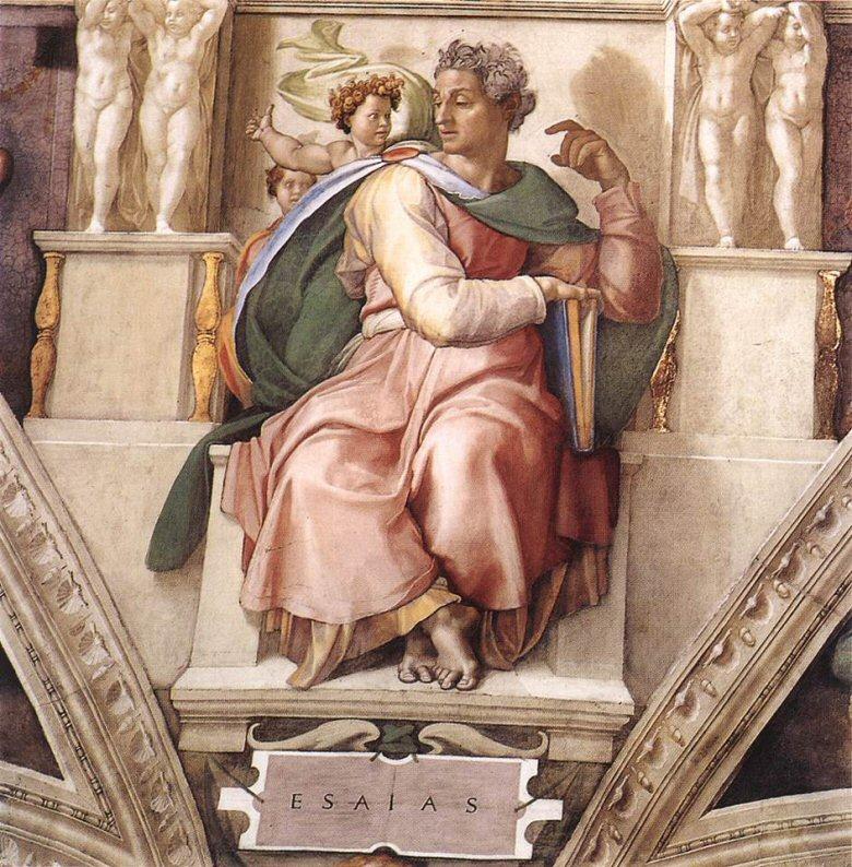 Icon Isaiah