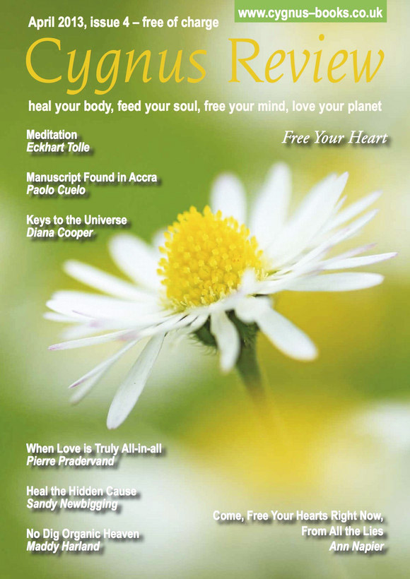 Cygnus Review Issue 4 April: Free Your Heart